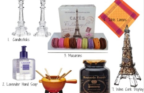 A Gift Guide for the Francophile in Your Life