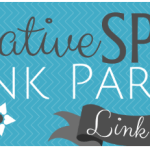 Creative Spark Link Party #38
