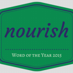My Word of the Year 2015