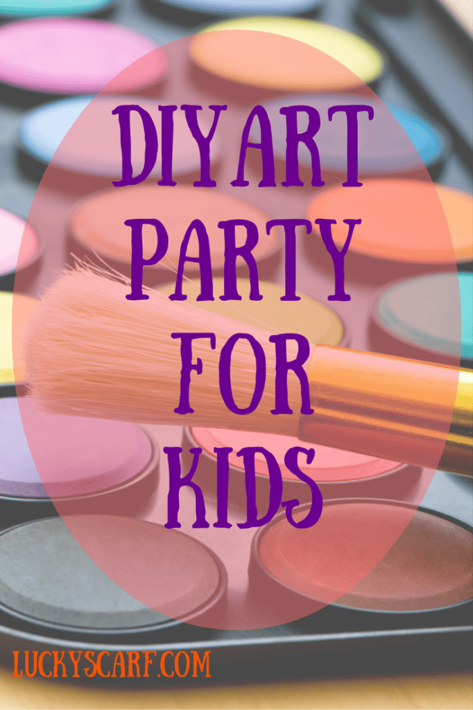 DIY Art Party by LuckyScarf