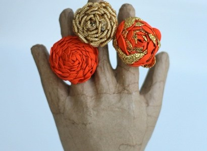 "Ric Rac Ring – Craft in a ""SNAP"""