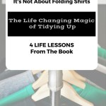"""The Life Changing Magic of Tidying Up"" – It's NOT About Socks!"