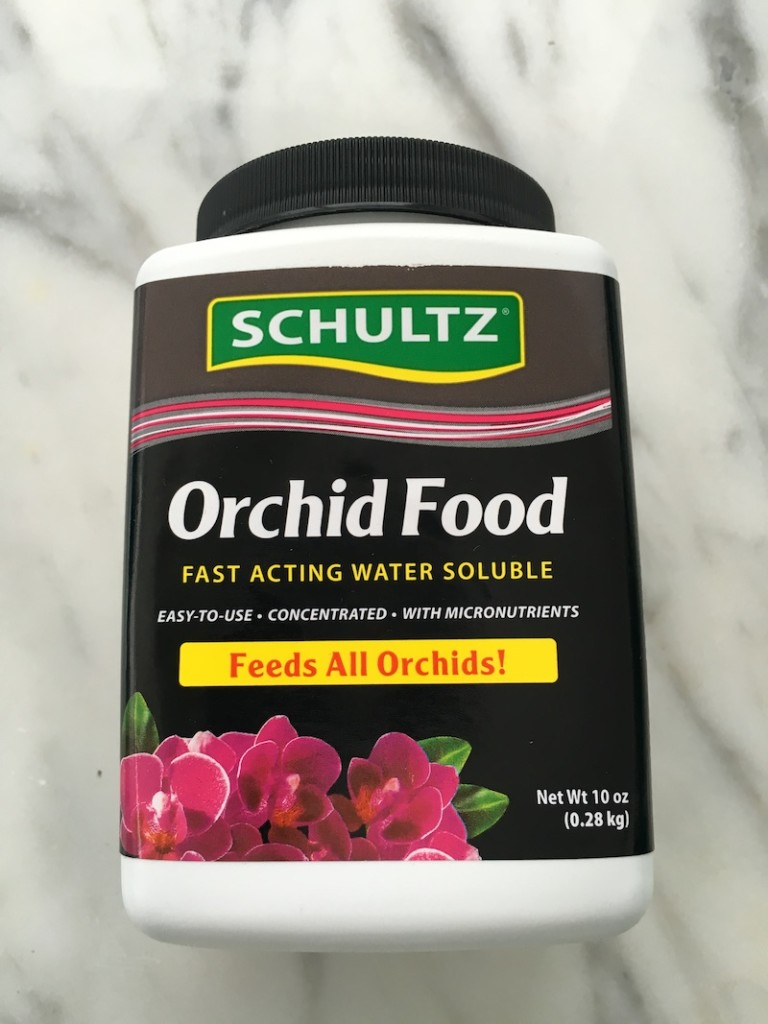 Orchid Food