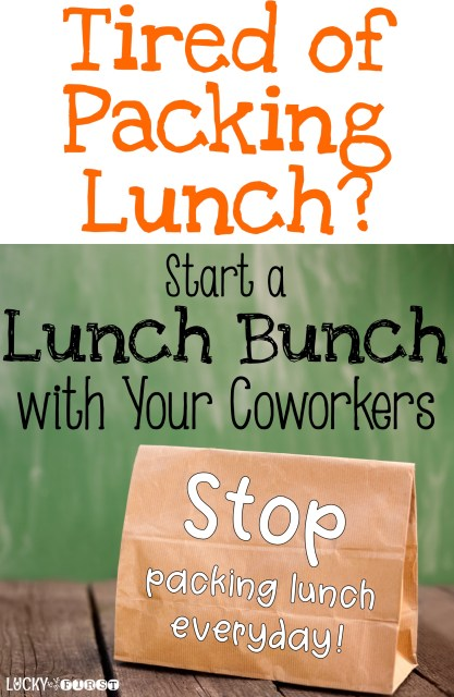 Teacher Molly Lynch doesn't like cooking... or packing her lunch. And this is precisely why having a