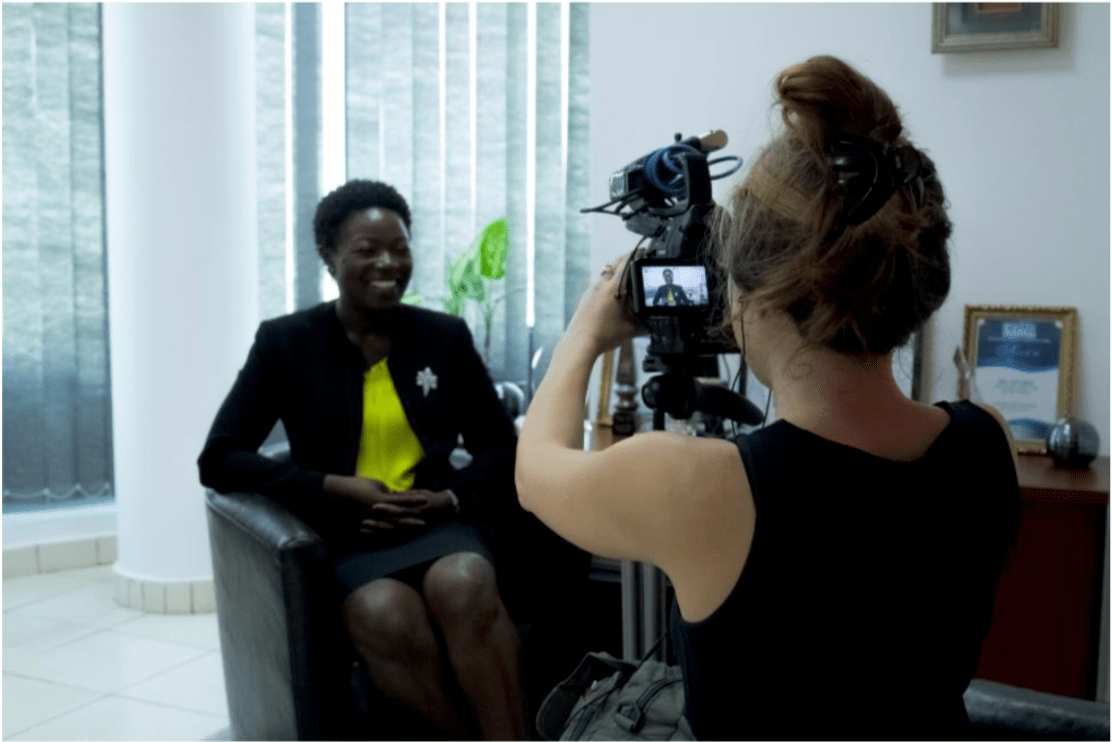 BBC Power Woman Feature