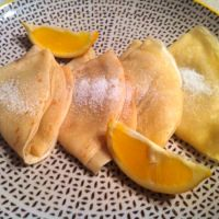 Egg-free Crêpes for Pancake Day