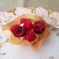 Egg-free Tuiles/Wafers