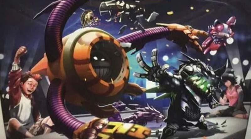 Gekido Bot Battles, demuestra que eres el mejor piloto