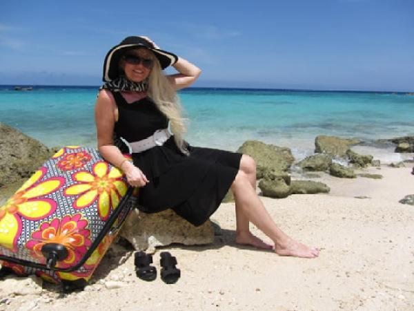 Patti Morrow - Luggage and Lipstick