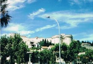 Fort at Avignon, France