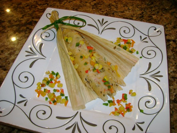 The tamales at Susanna's are out of this world!