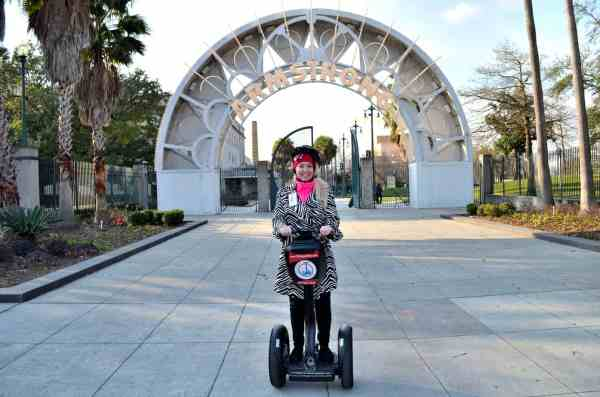 The fun way to tour the French Quarter - by Segway!