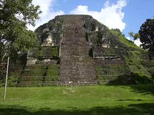 Lost World, Tikal