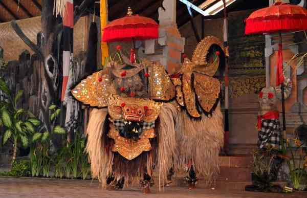 Cultural performances are one of 12 things to do in Bali.
