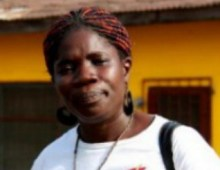 Mae Azango: Reporting on Taboo Topics in Liberia (WNYC's On the Media)