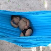 A criança adormecida