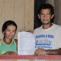 Release - Incra retoma titulação de famílias assentadas em Santarém (PA)