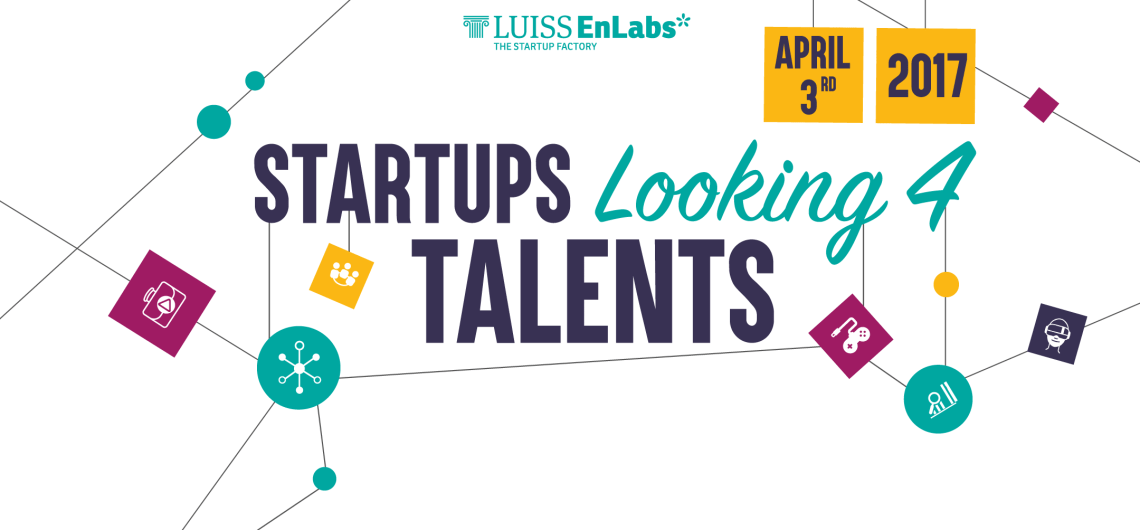 startups looking 4 talents