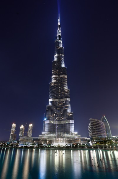 Burj Khalifa Tower | Ducks Webpage