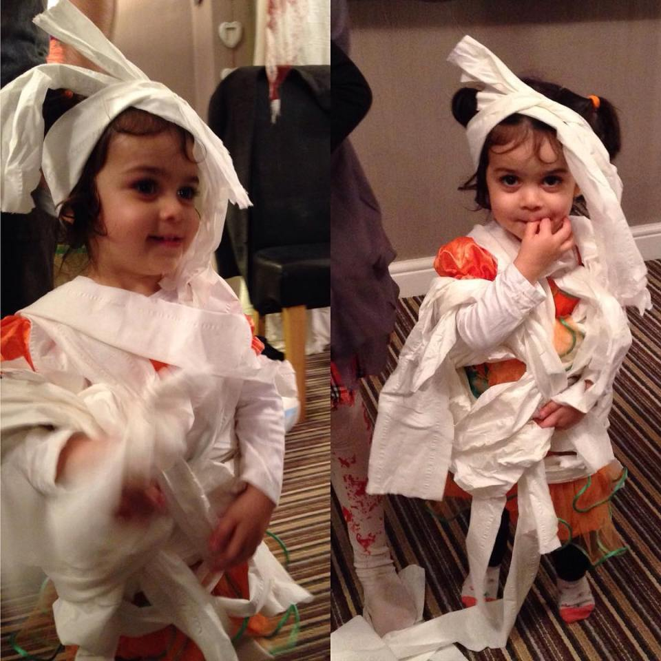 Winner of the mummy competition vanimcgrath