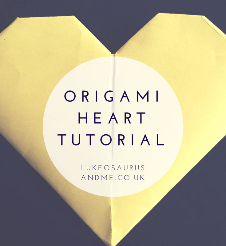 折纸心教程 //pactalom.net @gloryiscalling How to make origami hearts