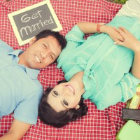 ISTI + ARIEF Prewedding Simple