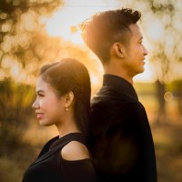 RIDHO + HETRI Prewed Couple Session