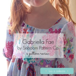 Gabriella Feature