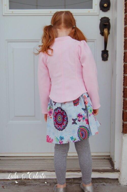 Gabriella Fae by SIsBoom sewn by Lulu & Celeste