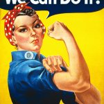 Mystery Challenge: Rosie the Riveter