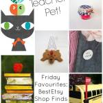 Friday Favourites: Teacher's Pet