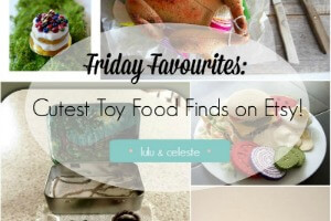 Toy Food feature