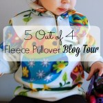 5 Out of 4 Patterns: Fleece Pullover Blog Tour