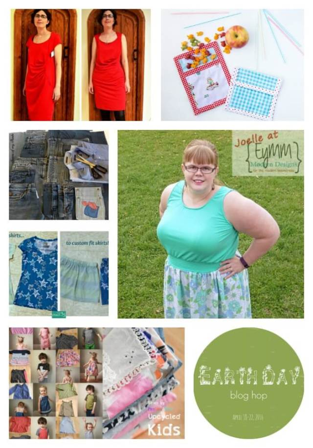 Earth Day blog hop collage