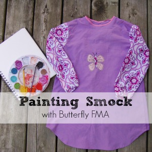 painting smock feature