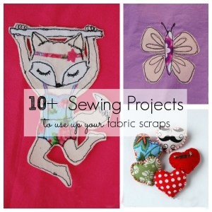fabric scraps feature
