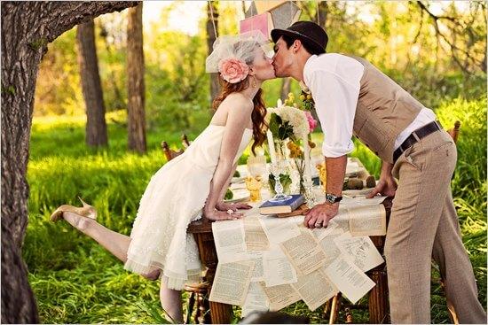 Стили свадьбы особенности