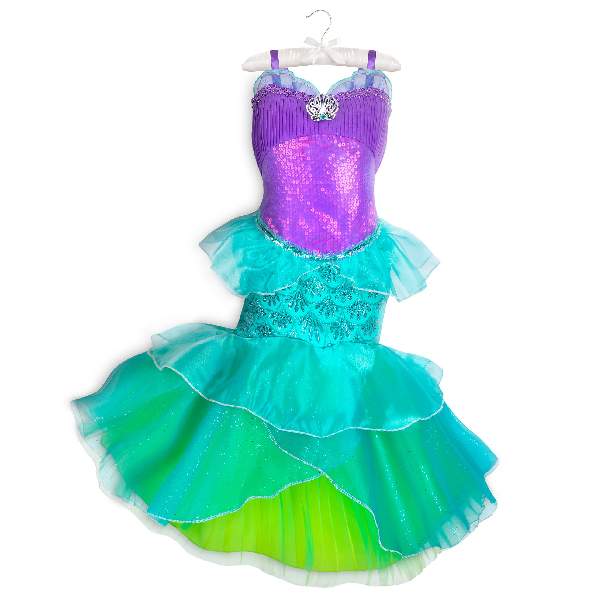 Ariel Costume for Kids   The Little Mermaid   shopDisney Product Image of Ariel Costume for Kids   The Little Mermaid   1