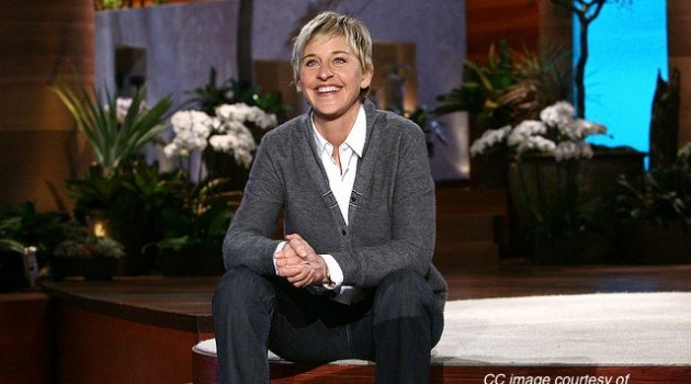 Ellen DeGeneres Rocks. Period.
