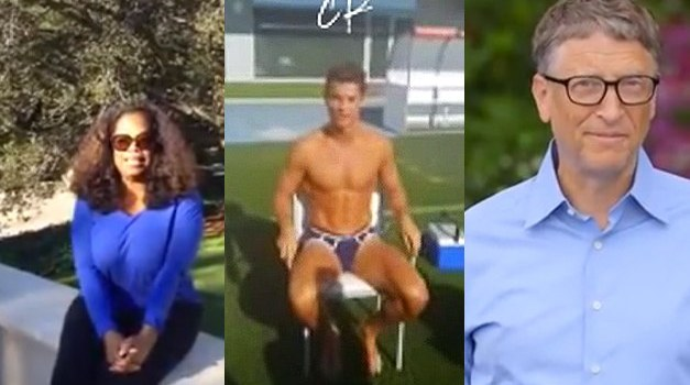 'ALS Ice Bucket Challenge' Raised Millions – Here Are Our 10 Favorites