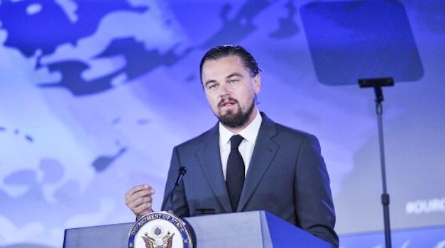 Leonardo DiCaprio Named U.N. Messenger for Peace
