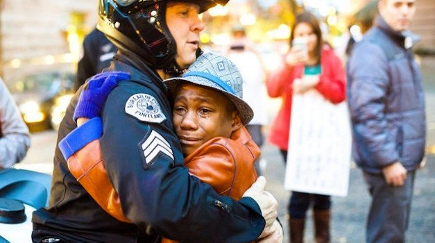 Ferguson – What the World Needs Now Is Love