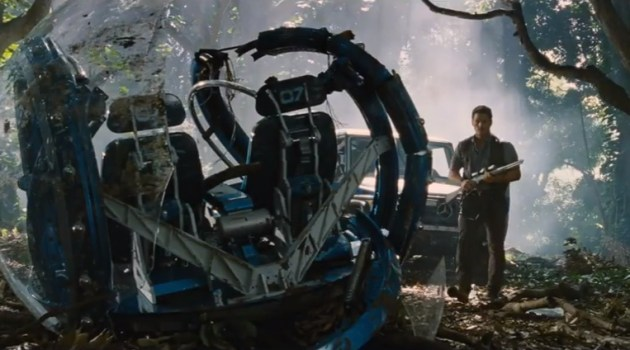 WATCH: 'Jurassic World' Trailer Released Two Days Early