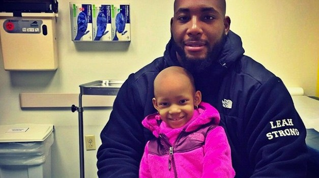 Nationwide Support Grows for NFL's Devon & Leah Still's Fight Against Cancer