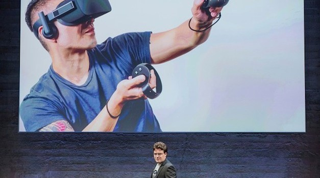 The Oculus Rift Headset Takes Virtual Reality to a Whole New Level
