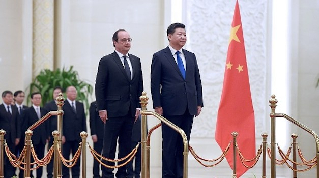 China and France Agree to Mandatory Climate Change Progress Review