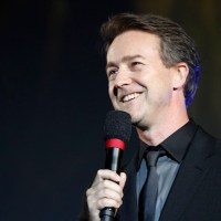 Edward Norton - Excellence Award Mo?t & Chandon