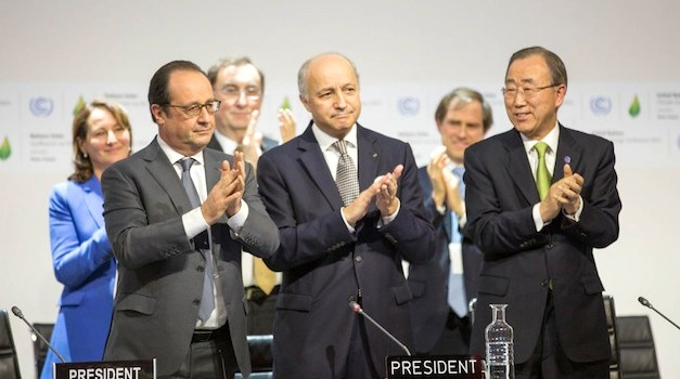 195 Nations Approve Historic Climate Change Deal in Paris