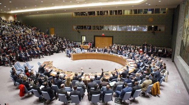 UN Security Counsel Approves Resolution for Peace Process in Syria