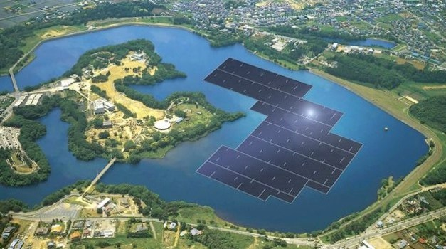 World's Largest Floating Solar Farm to Provide 10 Million People with Clean Water